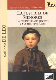 JUSTICIA DE MENORES, LA