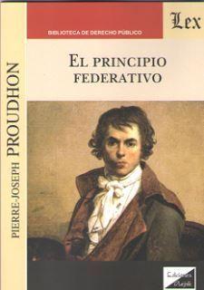 PRINCIPIO FEDERATIVO, EL