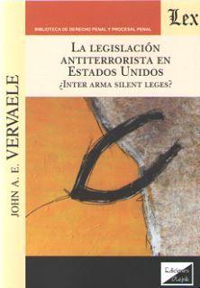 LEGISLACIÓN ANTITERRORISTA EN ESTADOS UNIDOS, LA