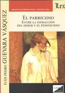 PARRICIDIO, EL