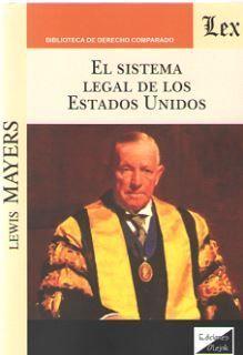 SISTEMA LEGAL DE LOS ESTADOS UNIDOS, EL
