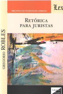 RETÓRICA PARA JURISTAS