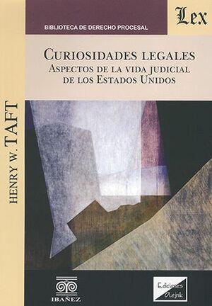 CURIOSIDADES LEGALES