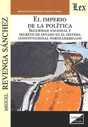 IMPERIO DE LA POLITICA, EL