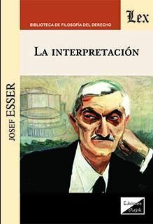INTERPRETACIÓN, LA