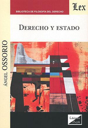 DERECHO Y ESTADO