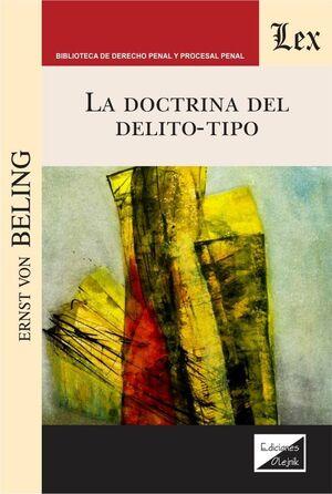 DOCTRINA DEL DELITO-TIPO, LA