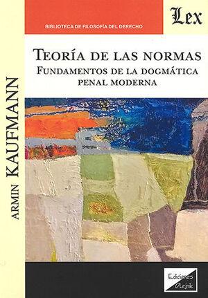 TEORÍA DE LAS NORMAS