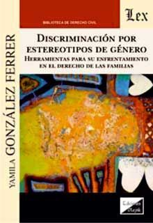 DISCRIMINACIÓN POR ESTEREOTIPOS DE GÉNERO