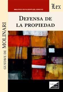 DEFENSA DE LA PROPIEDAD