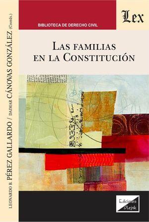 FAMILIAS EN LA CONSTITUCIÓN, LAS