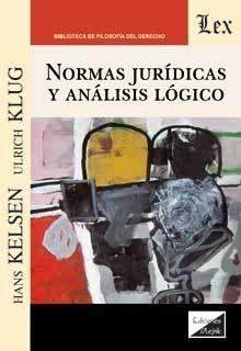 NORMAS JURÍDICAS Y ANÁLISIS LÓGICO