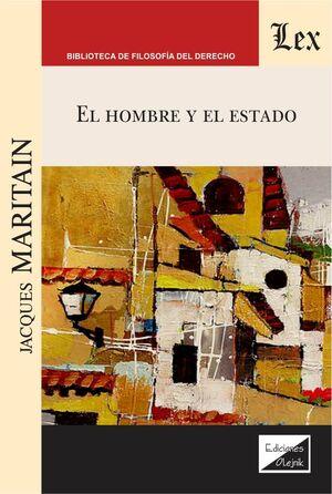 HOMBRE Y EL ESTADO, EL