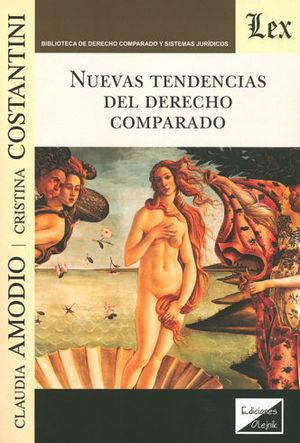 NUEVAS TENDENCIAS DEL DERECHO COMPARADO