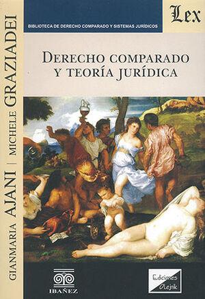 DERECHO COMPARADO Y TEORÍA JURÍDICA