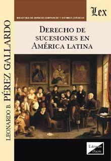 DERECHO DE SUCESIONES EN AMÉRICA LATINA
