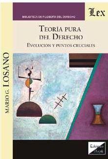 TEORIA PURA DEL DERECHO. EVOLUCION Y PUNTOS CRUCIALES