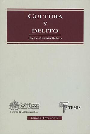 CULTURA Y DELITO