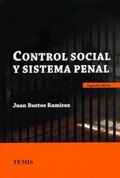CONTROL SOCIAL Y SISTEMA PENAL