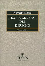 TEORÍA GENERAL DEL DERECHO CUARTA EDICIÓN