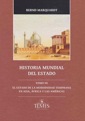 HISTORIA MUNDIAL DEL ESTADO TOMO III