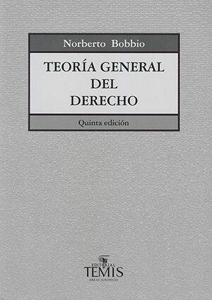 TEORÍA GENERAL DEL DERECHO - 5.ª ED.