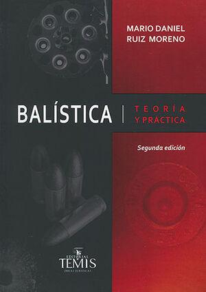BALÍSTICA - 2.ª ED.