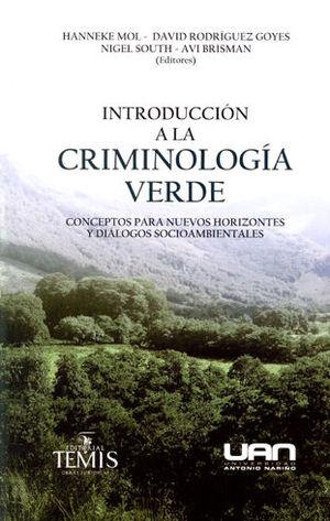 INTRODUCCIÓN A LA CRIMINOLOGÍA VERDE