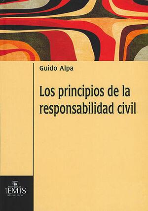 PRINCIPIOS DE LA RESPONSABILIDAD CIVIL, LOS