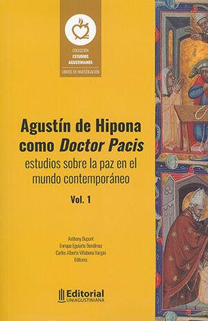 AGUSTÍN DE HIPONA COMO DOCTOR PACIS