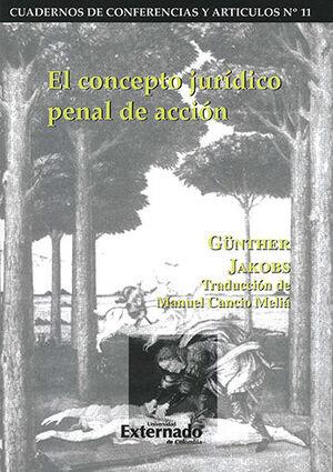 CONCEPTO JURÍDICO-PENAL DE ACCIÓN, EL