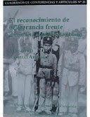 RECONOCIMIENTO DE BELIGERANCIA FRENTE AL CONFLICTO ARMADO COLOMBIANO, EL