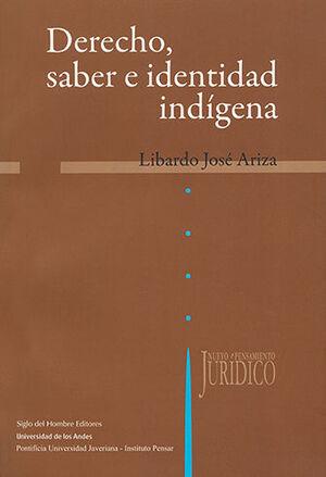 DERECHO SABER E IDENTIDAD INDIGENA