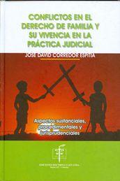 CONFLICTOS EN EL DERECHO DE FAMILIA Y SU VIVENCIA EN LA PRACTICA JUDUCIAL