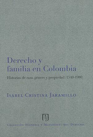 DERECHO Y FAMILIA EN COLOMBIA