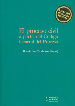 PROCESO CIVIL A PARTIR DEL CODIGO GENERAL DEL PROCESO