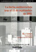 LUCHA ANTITERRORISTA TRAS EL 11 DE SEPTIEMBRE DE 2001, LA