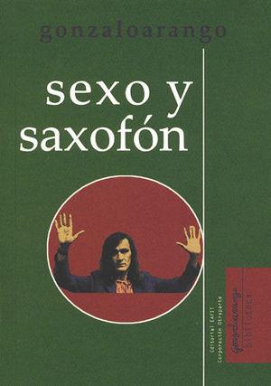 SEXO Y SAXOFÓN. CUENTOS