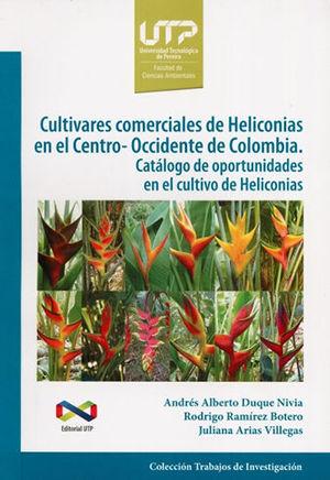 CULTIVARES COMERCIALES DE HELICONIAS  EN EL CENTRO OCCIDENTE DE COLOMBIA