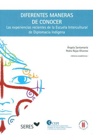 DIFERENTES MANERAS DE CONOCER