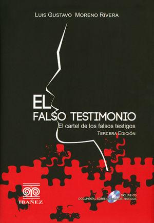 FALSO TESTIMONIO, EL + CD