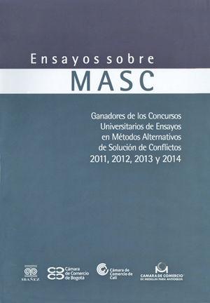 ENSAYOS SOBRE MASC GANADORES DE LOS CONCURSOS