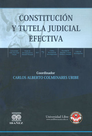 CONSTITUCIÓN Y TUTELA JUDICIAL EFECTIVA