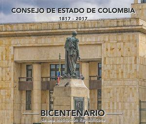 CONSEJO DEL ESTADO DE COLOMBIA 1817 - 2017