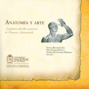 ANATOMIA Y ARTE