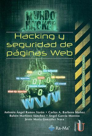 HACKING Y SEGURIDAD DE PÁGINAS WEB