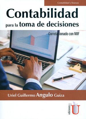 CONTABILIDAD PARA LA TOMA DE DECISIONES. CORRELACIONADO CON NIIF