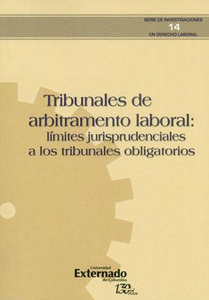 TRIBUNALES DE ARBITRAMENTO LABORAL