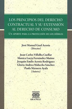 PRINCIPIOS DEL DERECHO CONTRACTUAL Y SU EXTENSIÓN AL DERECHO DE CONSUMO, LOS