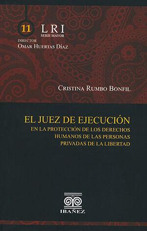 JUEZ DE EJECUCIÓN, EL